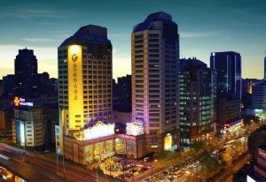 Zhejiang International Hotel, Szállodák  Hangcsou - big - 1