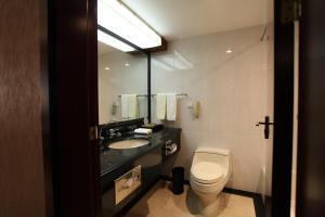 Zhejiang International Hotel, Szállodák  Hangcsou - big - 4