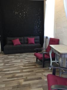 Apartment Premium on Engelsa, Apartmány  Mariupol' - big - 16