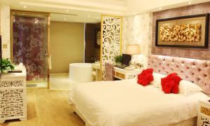 Milan Garden Hotel Hangzhou, Hotely  Chang-čou - big - 35