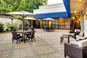 Courtyard New Haven at Yale, Hotels  New Haven - big - 10