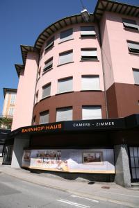 Hotel Bahnhof Haus