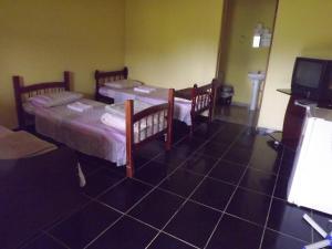 Pousada Colina Boa Vista, Pensionen  Piracaia - big - 13