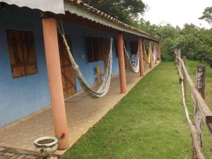 Pousada Colina Boa Vista, Guest houses  Piracaia - big - 5