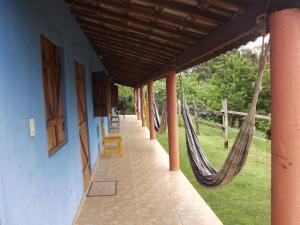Pousada Colina Boa Vista, Pensionen  Piracaia - big - 4