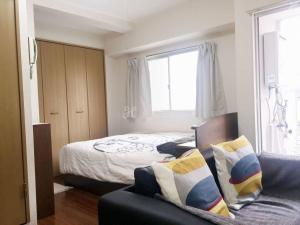 Onehome Inn Apartment Nagahoribashi XYY, Appartamenti  Osaka - big - 8