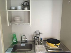 Onehome Inn Apartment Nagahoribashi XYY, Appartamenti  Osaka - big - 6