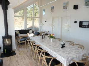 Holiday Home Lønstrup Skallerup 076442, Holiday homes  Hjørring - big - 7