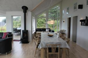 Holiday Home Lønstrup Skallerup 076442, Holiday homes  Hjørring - big - 9