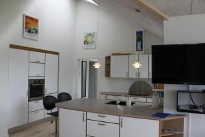 Holiday Home Lønstrup Skallerup 076442, Holiday homes  Hjørring - big - 14