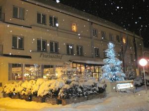 Hotel Restaurant Florianihof, Szállodák  Nagymarton - big - 19