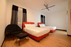 Tune Hotel klia2, Airport Transit Hotel, Hotels  Sepang - big - 42