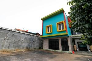 RedDoorz Plus near Halim Perdanakusuma 2, Vendégházak  Jakarta - big - 17