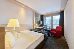 Hotel Eiger, Hotely  Grindelwald - big - 28