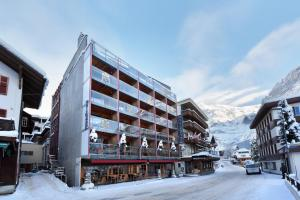 Hotel Eiger, Hotels  Grindelwald - big - 54