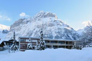 Hotel Eiger, Hotels  Grindelwald - big - 71