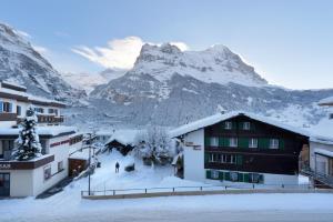 Hotel Eiger, Hotely  Grindelwald - big - 32