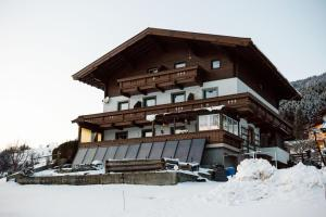 Taxerhof Mittersill, Pensionen  Mittersill - big - 36