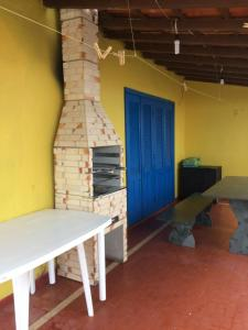 Cida Mazzo locação, Ferienhäuser  Ubatuba - big - 55