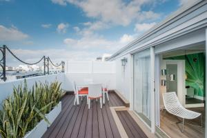 Penthouse Suite with Terrace