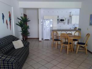 Apartamento Praia de Ponta das Canas, Апартаменты  Флорианополис - big - 27