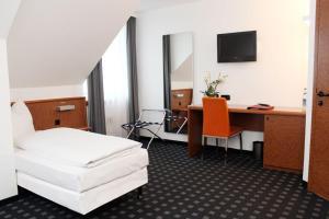Hotel Ara, Szállodák  Ingolstadt - big - 6
