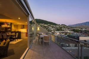 Shotover Penthouse & Spa, Apartmanok  Queenstown - big - 5