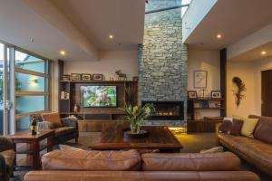 Shotover Penthouse & Spa, Apartmanok  Queenstown - big - 7