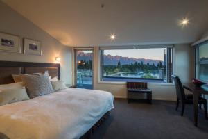 Shotover Penthouse & Spa, Apartmanok  Queenstown - big - 9