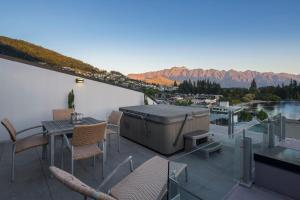 Shotover Penthouse & Spa, Apartmanok  Queenstown - big - 11