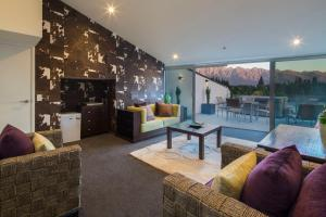 Shotover Penthouse & Spa, Apartmanok  Queenstown - big - 12