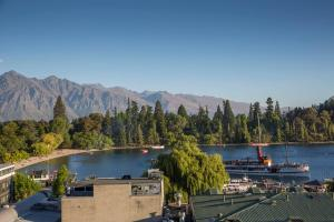 Shotover Penthouse & Spa, Apartmanok  Queenstown - big - 14