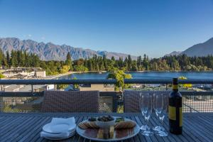 Shotover Penthouse & Spa, Apartmanok  Queenstown - big - 15
