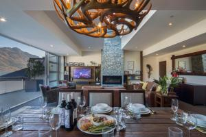 Shotover Penthouse & Spa, Apartmanok  Queenstown - big - 16