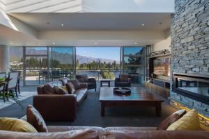Shotover Penthouse & Spa, Apartmanok  Queenstown - big - 19