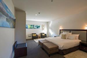 Shotover Penthouse & Spa, Apartmanok  Queenstown - big - 20
