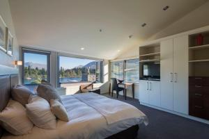 Shotover Penthouse & Spa, Apartmanok  Queenstown - big - 24