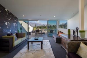 Shotover Penthouse & Spa, Apartmanok  Queenstown - big - 26