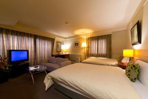 Plaza Hotel Toyota, Nízkorozpočtové hotely  Toyota - big - 29