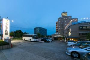 Plaza Hotel Toyota, Nízkorozpočtové hotely  Toyota - big - 30