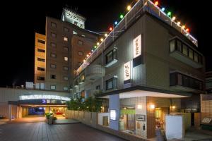Plaza Hotel Toyota, Nízkorozpočtové hotely  Toyota - big - 48