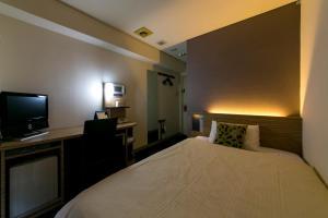 Plaza Hotel Toyota, Nízkorozpočtové hotely  Toyota - big - 16
