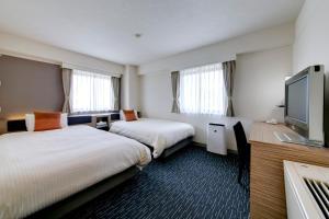 Plaza Hotel Toyota, Nízkorozpočtové hotely  Toyota - big - 6