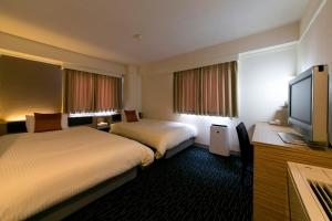 Plaza Hotel Toyota, Economy-Hotels  Toyota - big - 23