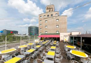 Plaza Hotel Toyota, Nízkorozpočtové hotely  Toyota - big - 26