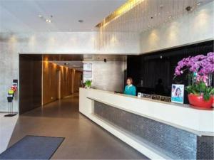 Jinjiang Inn Shanghai Minhang Zhuanqiao, Szállodák  Sanghaj - big - 50