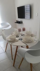 Coral Sands on Muizenberg, Апартаменты  Marina da Gama - big - 35