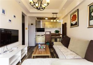 Chengdu Tu Le Apartment - Kuai Zhai Xiang Zi Branch, Appartamenti  Chengdu - big - 24