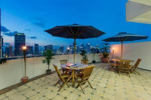 Somerset Grand Citra Jakarta, Apartmánové hotely  Jakarta - big - 12