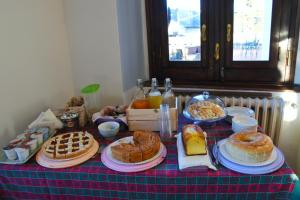 Villa Lauden, Bed & Breakfast  Rivisondoli - big - 9